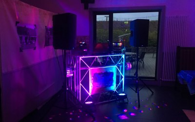 Disco View - Colours Changeable