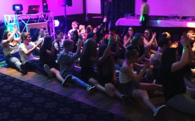 Dancefloor - Rockin The Boat