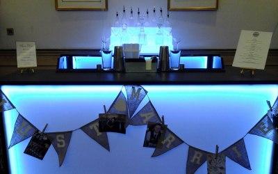 Wedding Bar Hire - Twisted Mojito Cocktail and Bat Hire