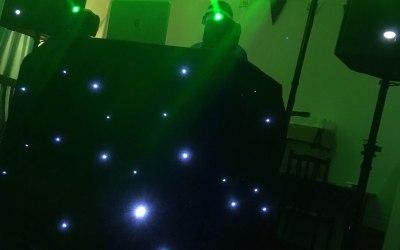 Elite Discos uses the latest lighting