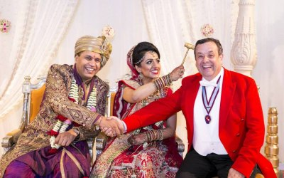 Asian weddings a speciality