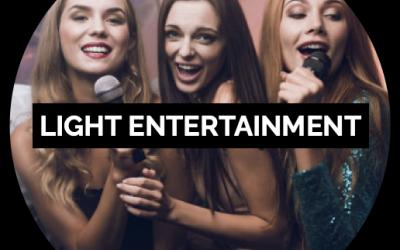 Light Entertainment Options