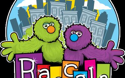 Razzypop & Rackletick from Rascals Magic Box