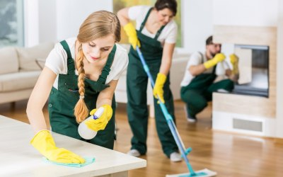 Event and Venue Cleaners around the UK.