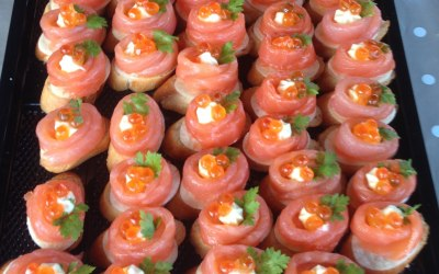 canapes caterers