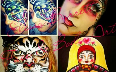 Imagine Face and Body Art 3
