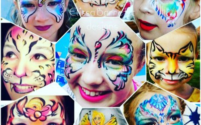 Imagine Face and Body Art 2