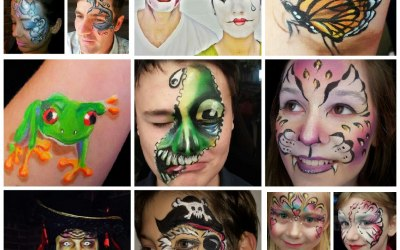 Imagine Face and Body Art 4