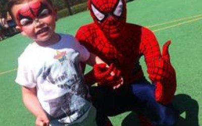 Superheroes Portadown