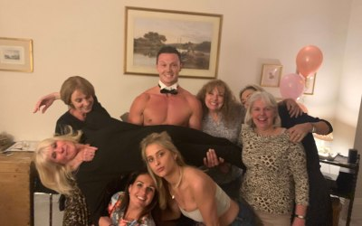 Buff Bubbly Butlers 1