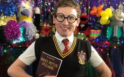 CLUB POTTER - Hogwarts training and Potter games & magic!