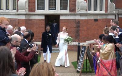 Ruth & Jason's Documentary Style Wedding