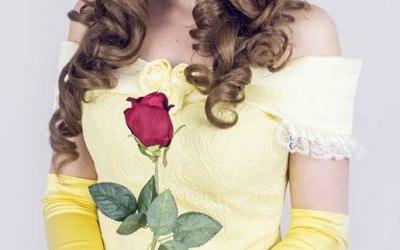Red Rose Princess