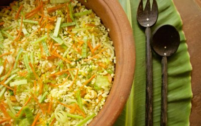 Vegetables Rice