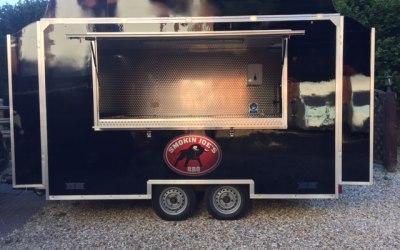 14 ft trailer