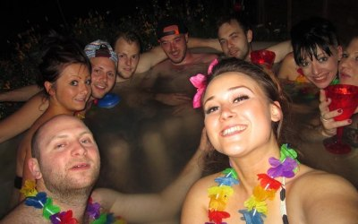 London hot tub hire