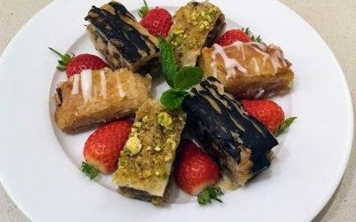 Groovin Gourmet Deserts