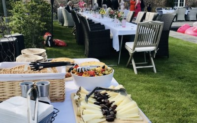 Paella wedding caterer in Oxfordshire