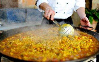 Paella caterer London