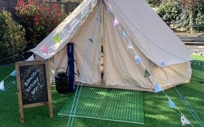 Tent Patrol 1