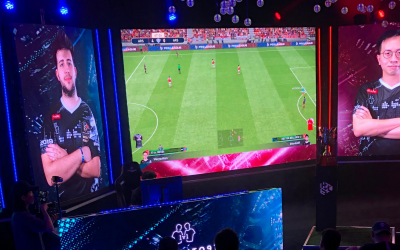 Working with some of the biggest game titles to produce esports event all over the globe.