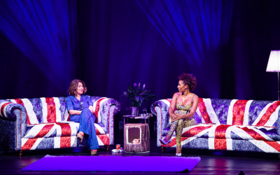 Firefly were chosen as the lead supplier for Mel B's theater tour