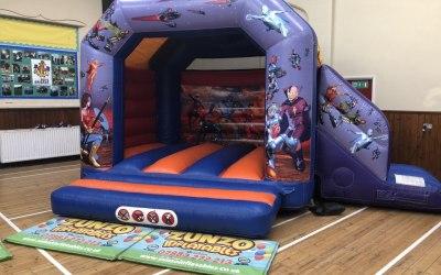 Action Bounce n Slide