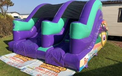 Mini Circus Animals Slide