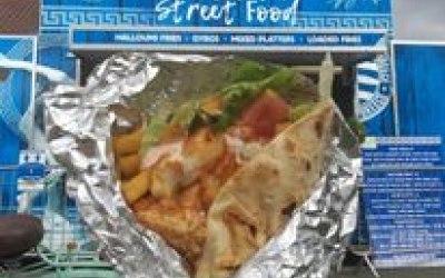 Street Food Drive Thru Greek Street Food 1