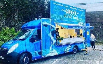 Street Food Drive Thru Greek Street Food 3