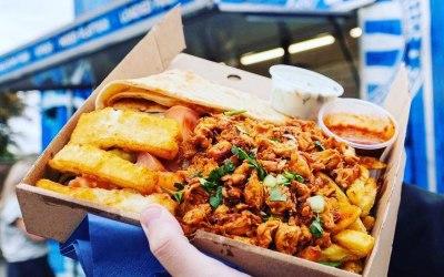 Street Food Drive Thru Greek Street Food 4