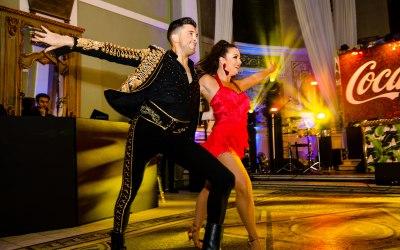 Ballroom & Latin Dancers