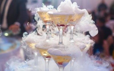 Dry Ice Cocktail