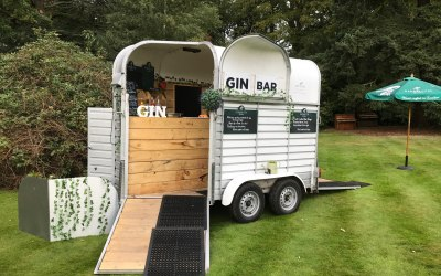 Our horsebox bar is also available