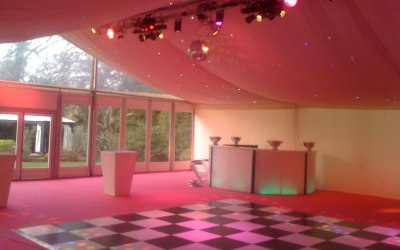 Beaumont Marquees Ltd 1
