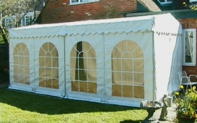 Small marquee