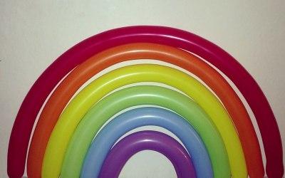 Rainbow Twisters