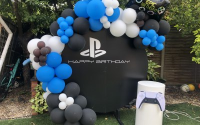 Playstation party