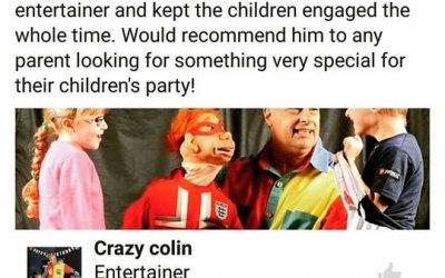 Crazy Colin 5