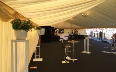 Orbit Staging and Marquees