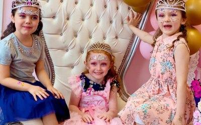 V&M Princess Pamper Parties  7