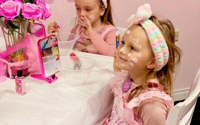 V&M Princess Pamper Parties  5
