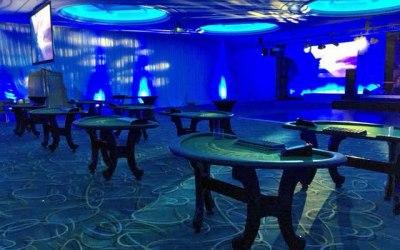 Corporate 15 table Casino