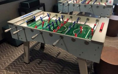 Football, Pool, Air Hockey Tables and Table Tennis from Viva Games