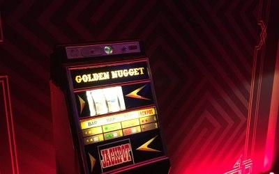 One arm bandit slot machine hire