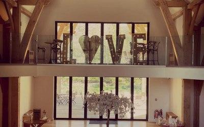 Rustic Love Lights