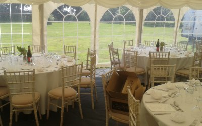 Grice and Foster Marquee and Event Hire 3