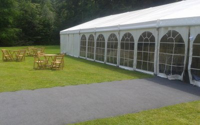 Grice and Foster Marquee and Event Hire 4