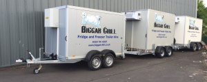 Biggar Chill trailers ready