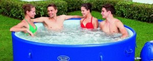 8 seater hot tub to rent and hire in Newcastle & the North East